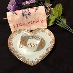 Free People free people lock N load metal cuff